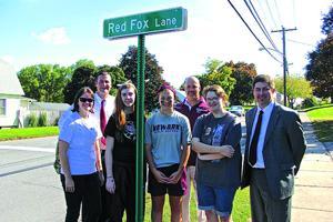 Red Fox Lane