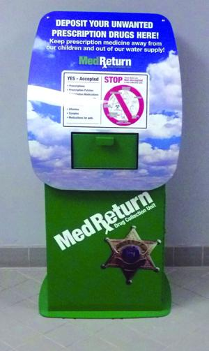 Seneca County drug kiosk