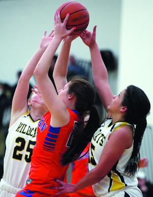 Penn Yan vs. Marcus Whitman girls basketball
