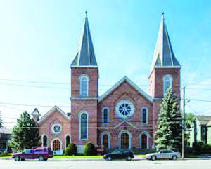 First Presbyterian Church of Waterloo