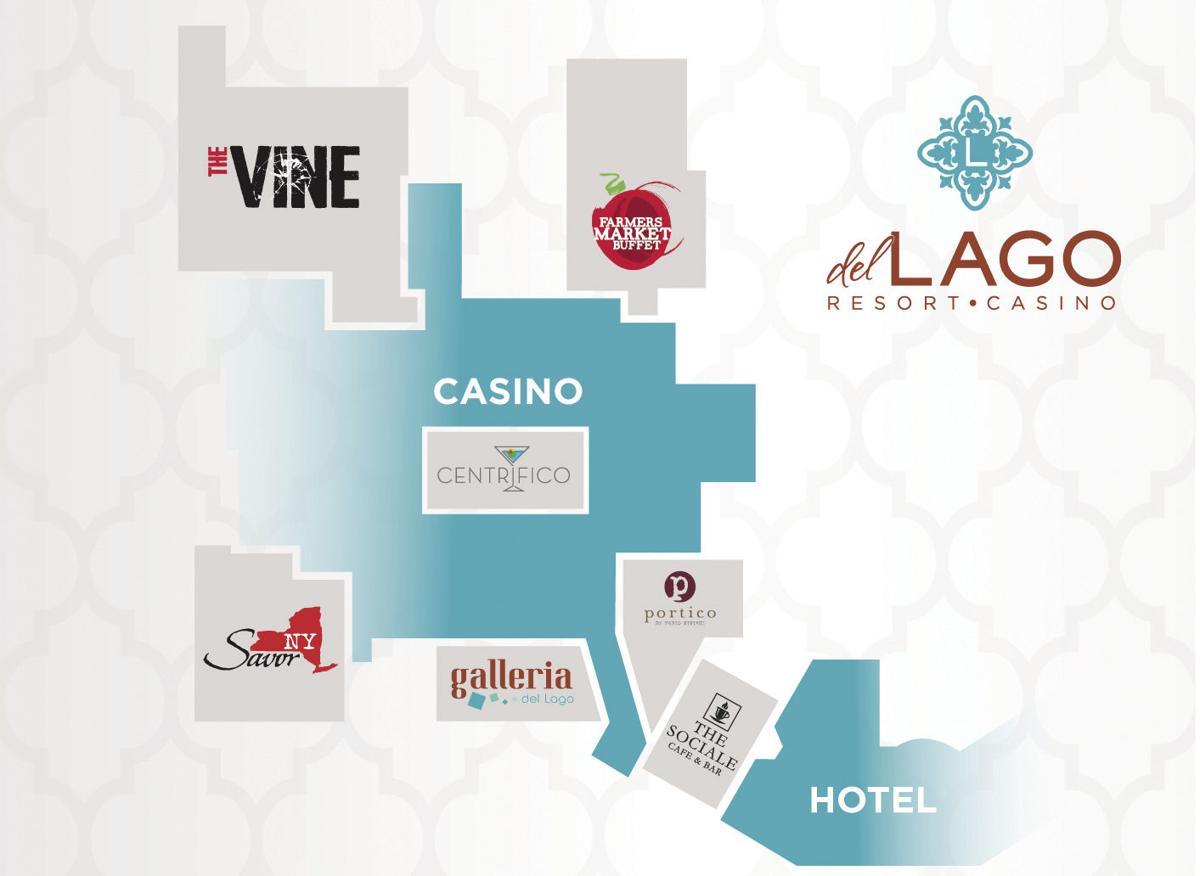 Ready Or Not Del Lago Resort Casino Grand Opening Countdown