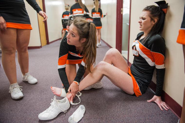 Finger Lakes Fall Cheerleading Championships