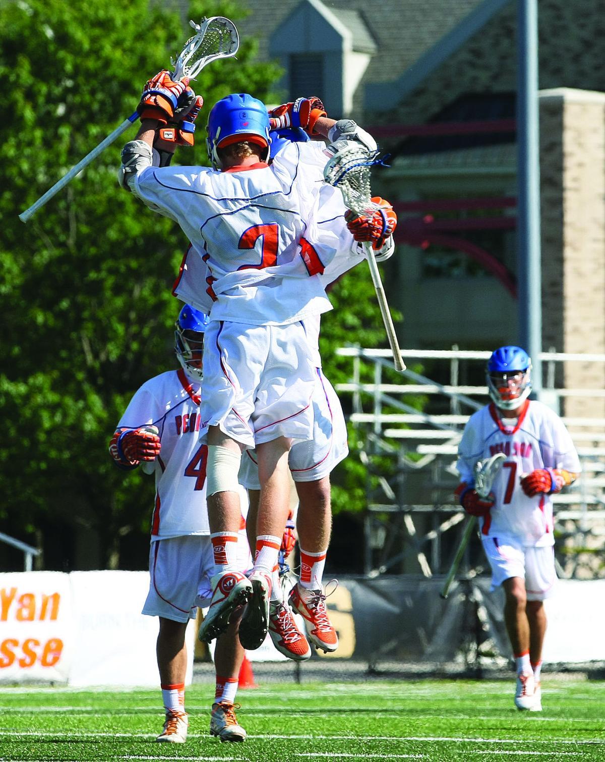 Boys Lacrosse Cazenovia Ends Penn Yan S Season For Third