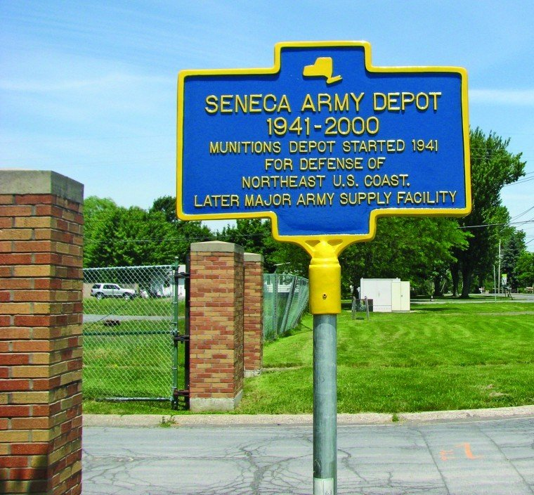 Remedy for Seneca Army Depot cleanup discussed