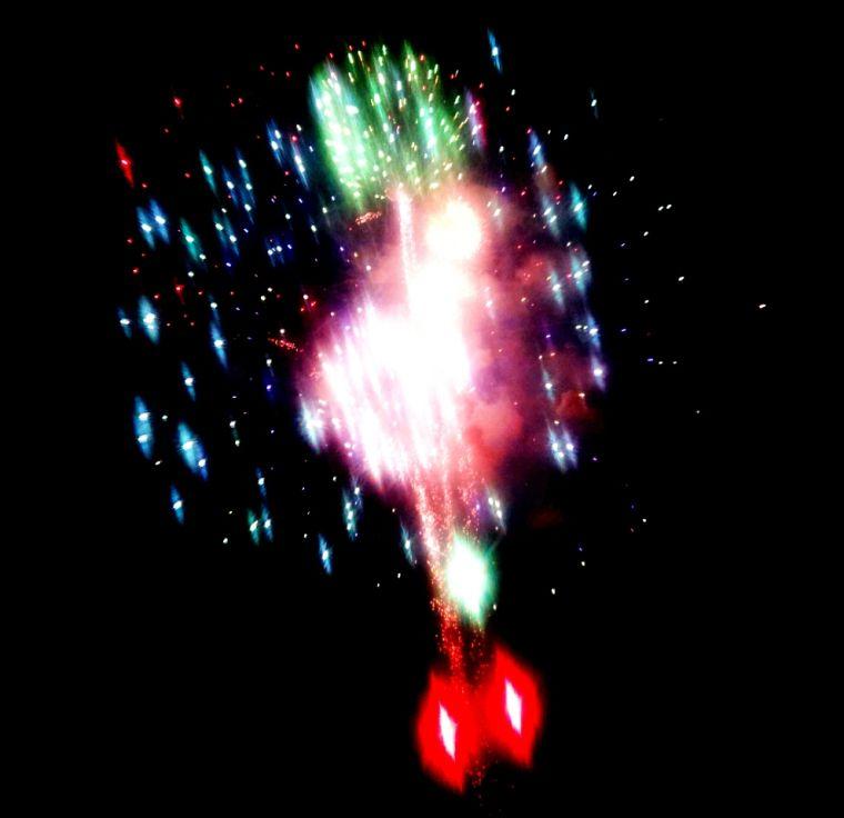 Legion fireworks