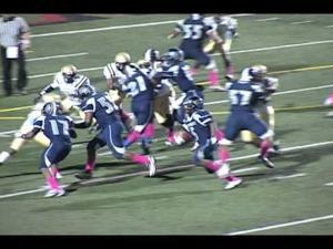 Summit High School football team wins CIF title