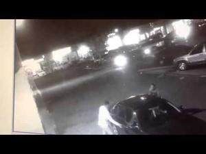 Fontana PD Detectives Searching for Armed Robbery Suspects