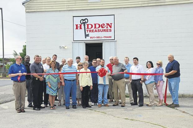 Hidden Treasures celebrates grand opening