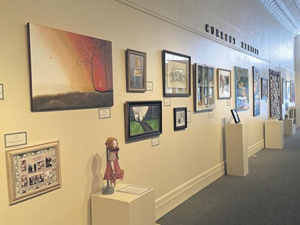 Artists to display fond memories