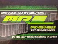 Michael's Rolloff Solutions