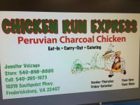 Chicken Run Express