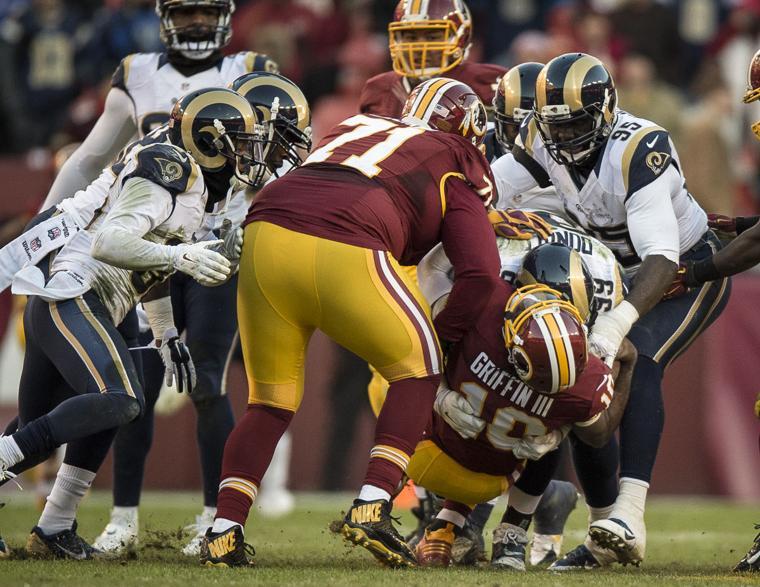 Washington Redskins Vs St Louis Rams Dec 7