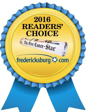 2016 Readers' Choice logo