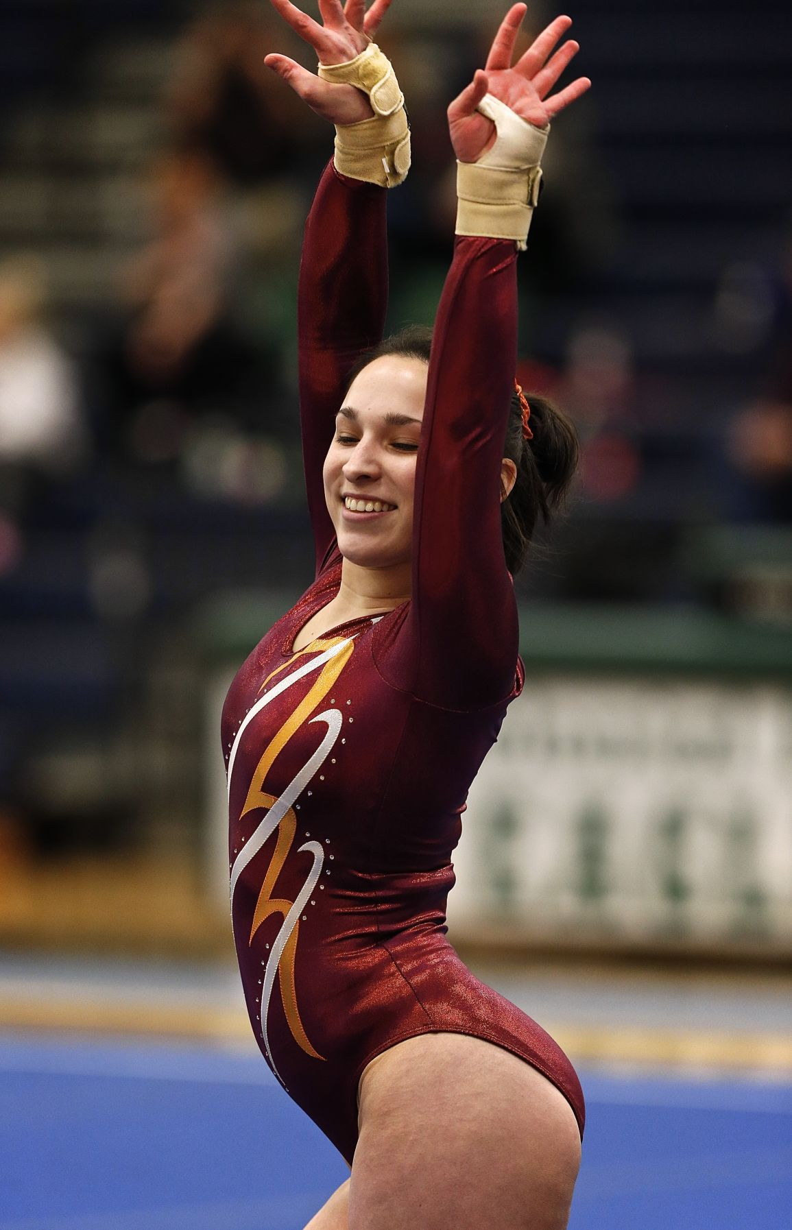 winterfest gymnastics meet 2014