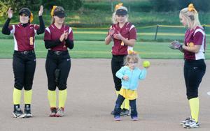 Conestoga softball players raise funds for spina bifida awareness