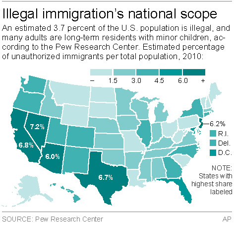 Immigration Policy Change Has Mixed Reviews Local News