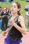 Grace Jacobsen in 400 meters