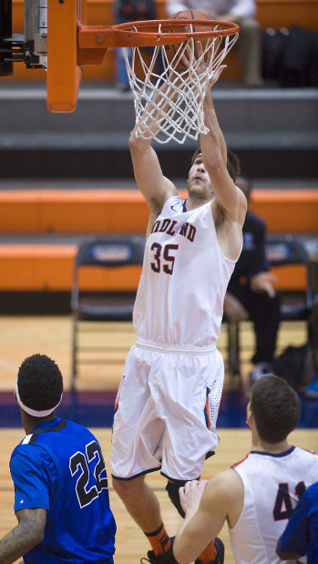 Starkel sparks Warriors past Dakota State | Midland Sports ...
