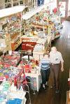 Higgins bid farewell to hardware business