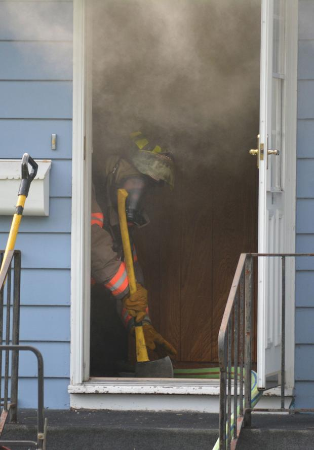 Fire damages Fremont home; no one home at the time