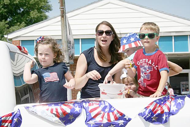 Murdock to celebrate 125th anniversary July 4