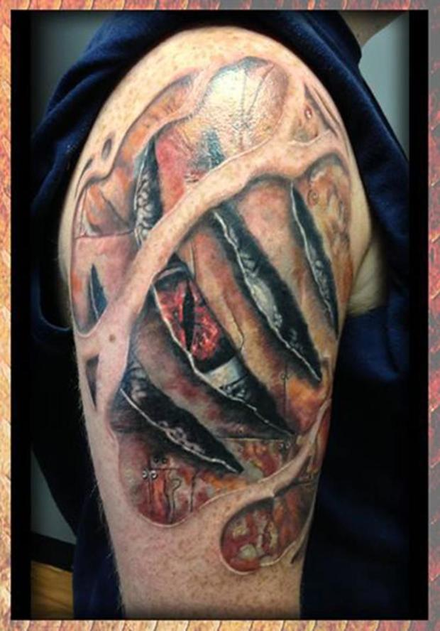 Business eternal tattoo and body piercing for Eternal tattoo fremont