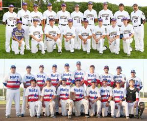 Cass County teams to play in Senior Legion state tournament