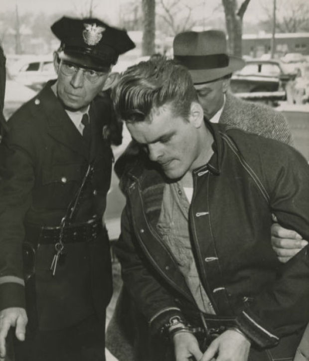 Photographer Explores Charles Starkweather Caril Ann Fugate