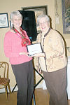 Weeping Water Chamber honors community volunteers during annual awards banquet
