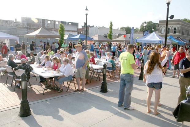 Taste of Plattsmouth July 31 in fourth year