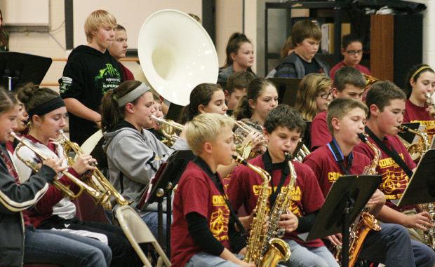Conestoga Elementary School pays tribute to veterans ...