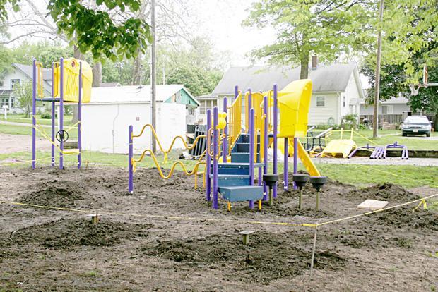 Murray park getting new playground equipment