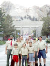 Weeping Water Boys Scouts experience busy summer