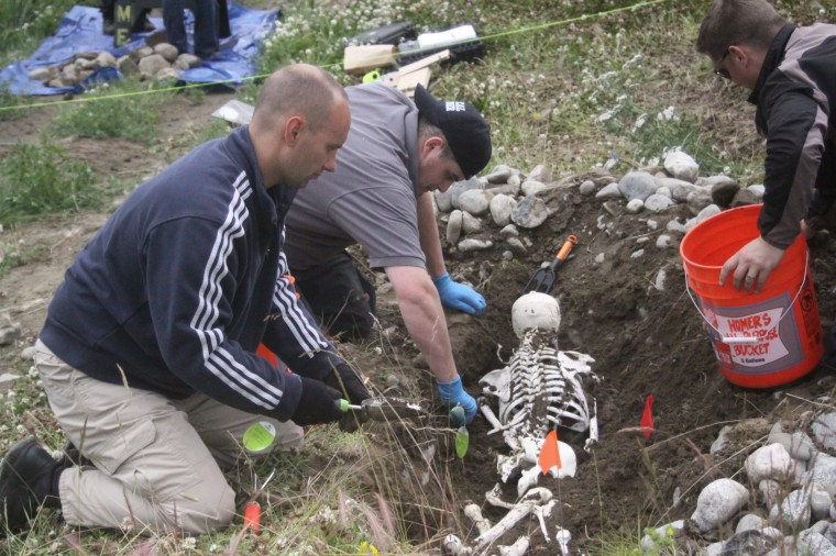 Investigators Exhume Fake Graves Local News Stories