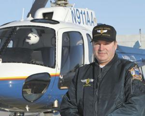 Alaska State Trooper pilot Mel Nading