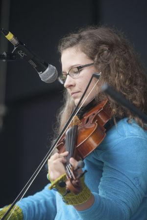 Audio Slideshow:2013 Alaska State Fair Fiddle Competition