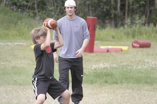 family business local sports news frontiersman