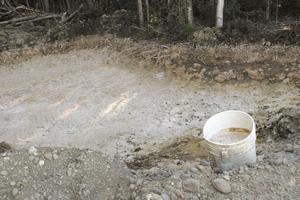 Matanuska Creamery dumping site