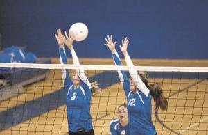Palmer Volleyball