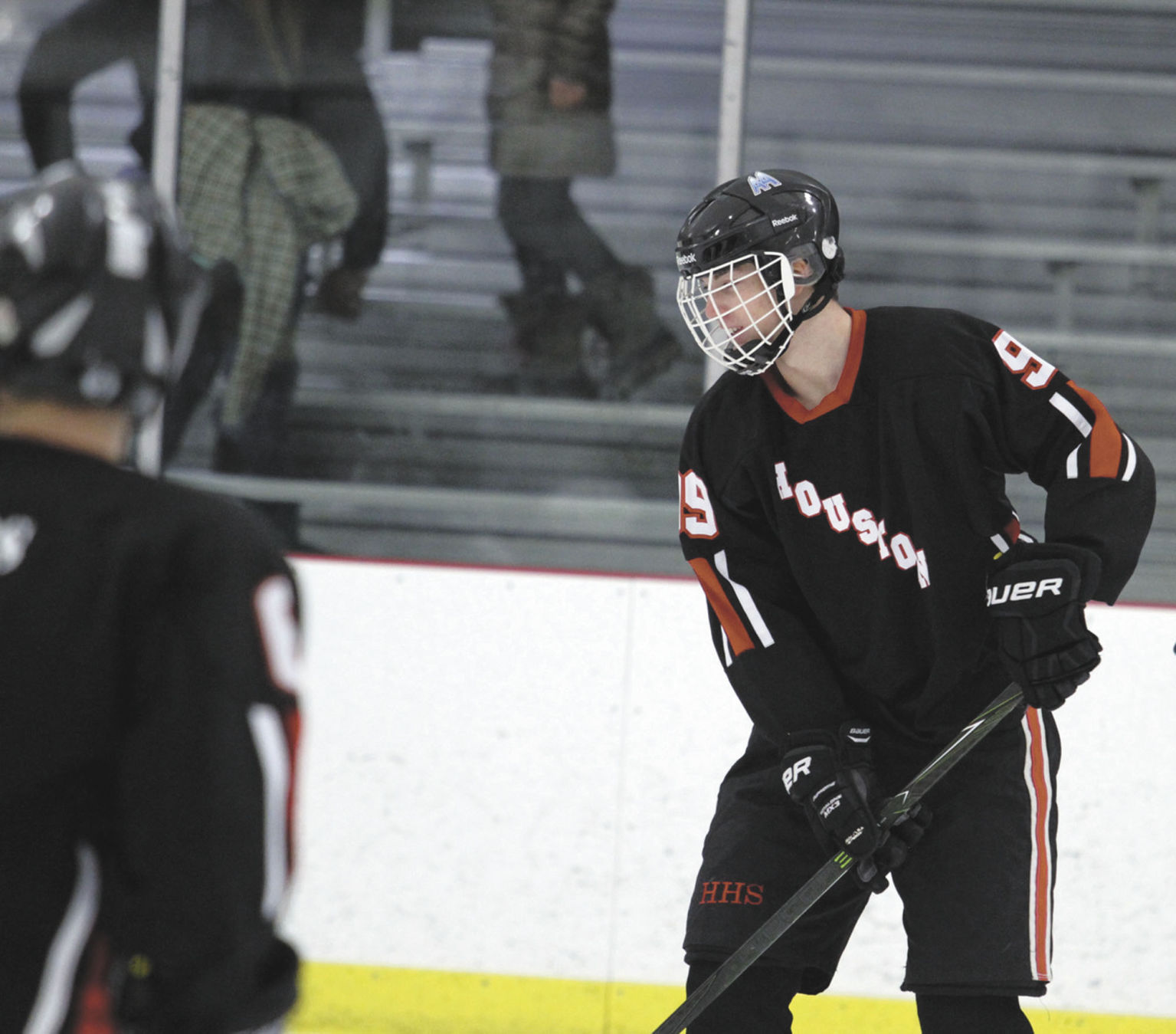 AK H.S.: For The Love Of The Game - Su Valley Athlete Commutes Up To 200 Miles Per Day To Play Hockey