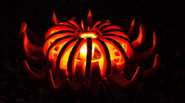 Slideshow Amazing Jack O Lantern Designs