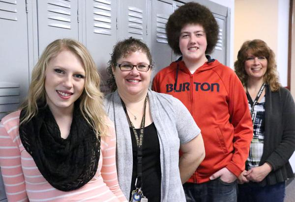 Students honor teachers
