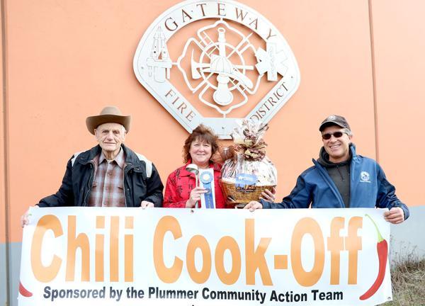 Chili cook-off, fundraiser Saturday