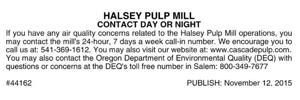 Cascade Pacific Pulp LLC