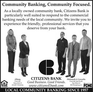 CITIZENS BANK/LOCAL