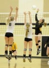 PHS volleyball Courtney Croy