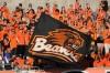 OSU football Beavers fans