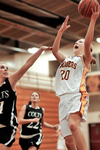 cv girls basketball  hannah doran