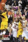 OSU women's basketball Earlysia Marchbanks