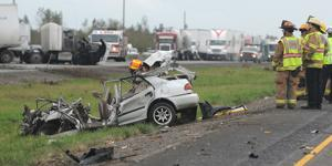 Fatal crash puts cable barriers on fast track